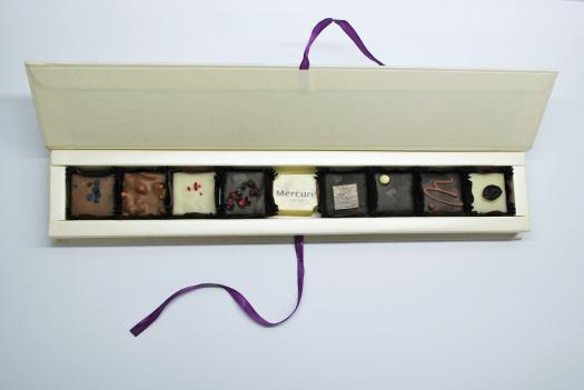 Pudełko na czekoladki