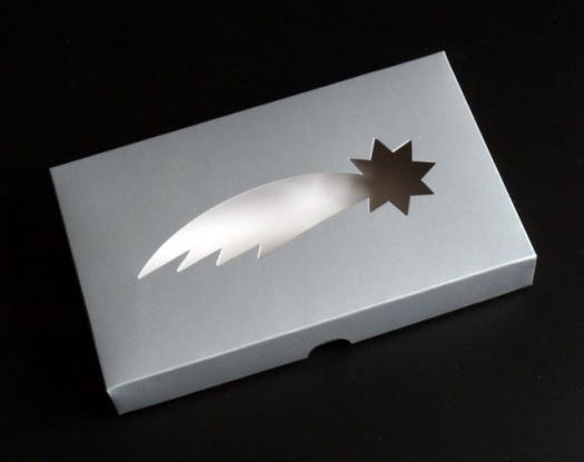 Pudełko z gwiazdą